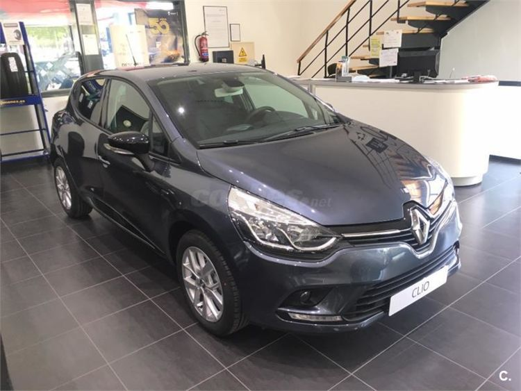 Renault clio Limited TCe 66kW 90CV GLP 18 5p foto 2