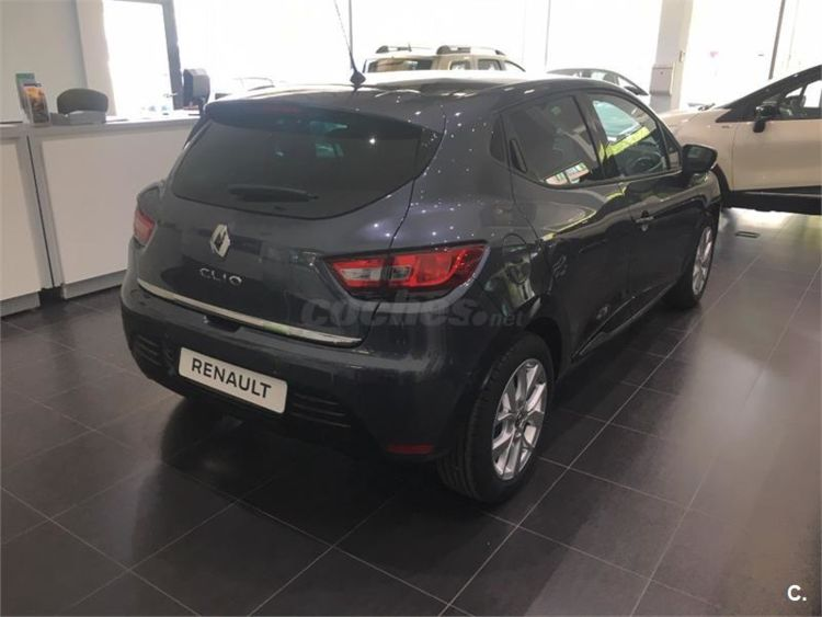 Renault clio Limited TCe 66kW 90CV GLP 18 5p foto 4