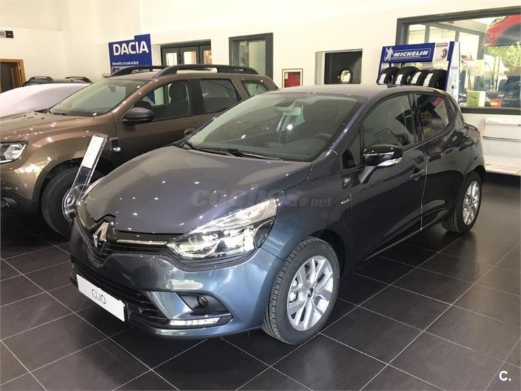 Renault clio Limited TCe 66kW 90CV GLP 18 5p foto 3